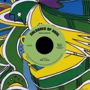 "2001 & Beto, Trio Mocotó Swinga Sambaby / Labirinto Cultures Of Soul 7"", Reissue Vinyl"