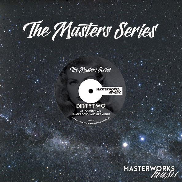 Dirtytwo The Masters Series 07 Masterworks Music 10 Vinyl