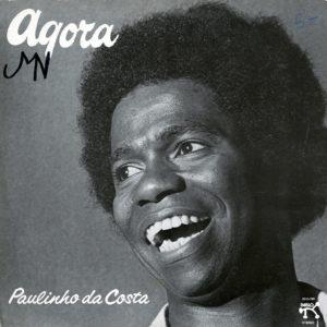 Paulinho Da Costa Agora Pablo Records LP Vinyl