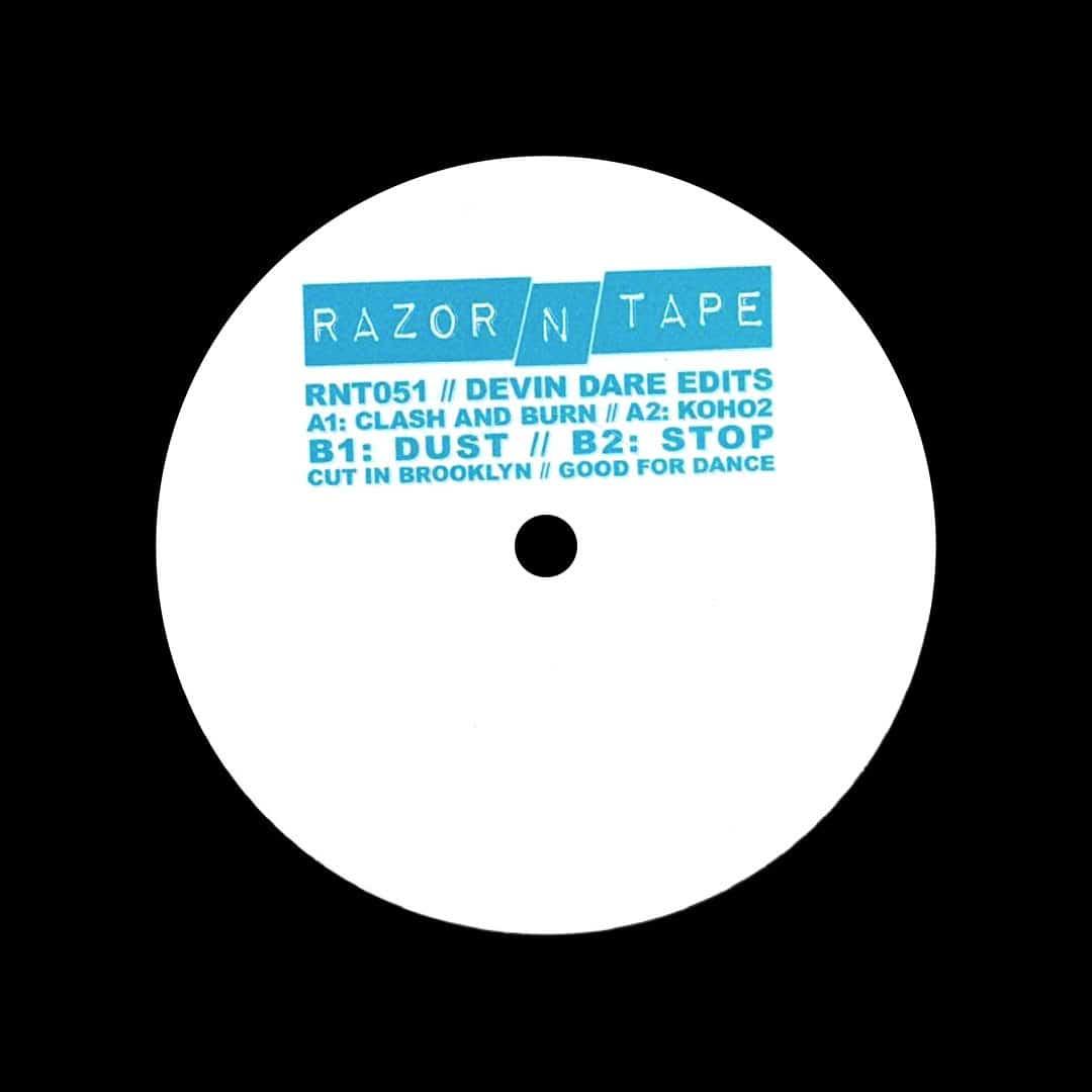 """Devin Dare RNT051 Razor-N-Tape 12"""" Vinyl"""
