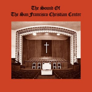 The San Francisco Christian Center The Sound Of The San Francisco Christian Center Cultures Of Soul LP, Reissue Vinyl