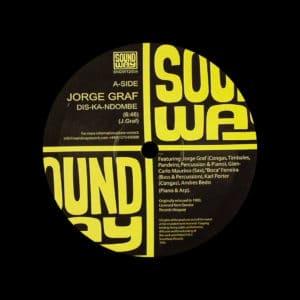"""Jorge Graf Dis-Ka-Ndombe Soundway 12"""" Vinyl"""