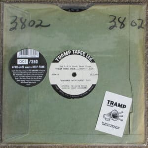 Lucky Brown & The S.G.'s Pecan Trees Speak To Each Other Tramp 10 Vinyl