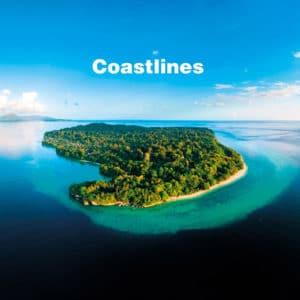 Coastlines Coastlines Be With Records 140g, 2xLP Vinyl
