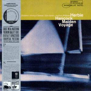 Herbie Hancock Maiden Voyage Blue Note LP, Reissue Vinyl