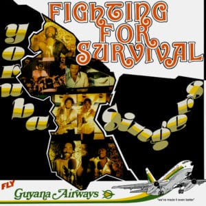 Yoruba Singers Fighting For Survival Cultures Of Soul LP, Reissue Vinyl