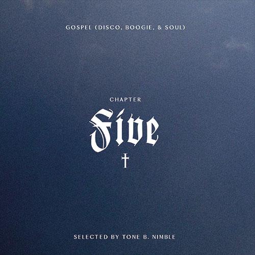 "Tone B. Nimble Soul Is My Salvation, Chap. 5 Rain & Shine 7"", Reissue Vinyl"