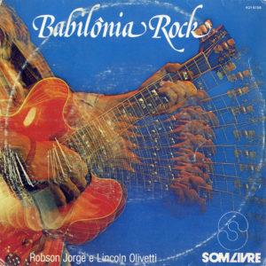 "Lincoln Olivetti, Robson Jorge Babilônia Rock / Aleluia Som Livre 7"", Original Vinyl"
