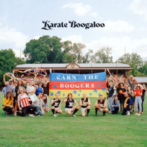 Karate Boogaloo Carn The Boogers College Of Knowledge LP Vinyl