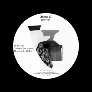 "Jorge C. Brother Ojo De Apolo 12"" Vinyl"