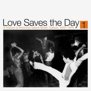 Various Love Saves The Day, Pt. 1 Reappearing Records 2xLP Vinyl