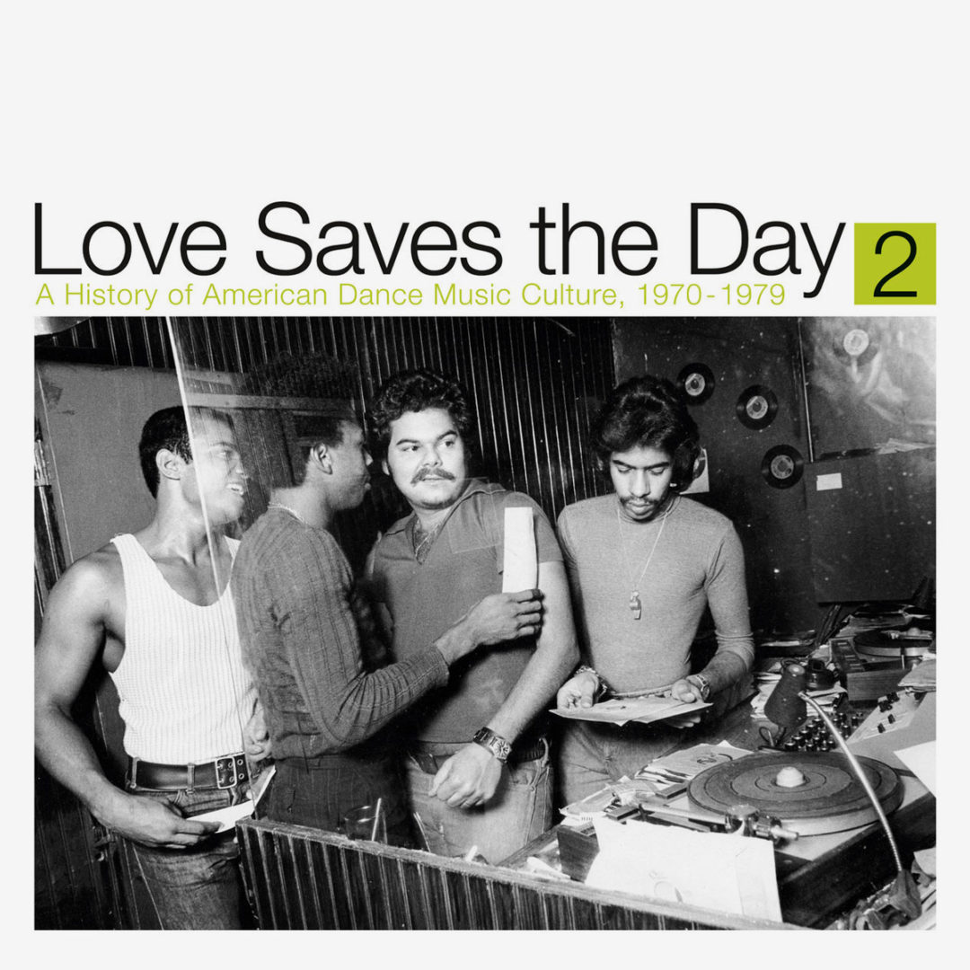 Various Love Saves The Day, Pt. 2 Reappearing Records 2xLP Vinyl