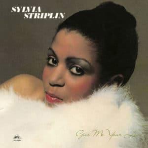 Sylvia Striplin Give Me Your Love Expansion LP, Reissue Vinyl