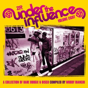 Woody Bianchi Under The Influence, Vol. 8 Z Records 2xLP Vinyl