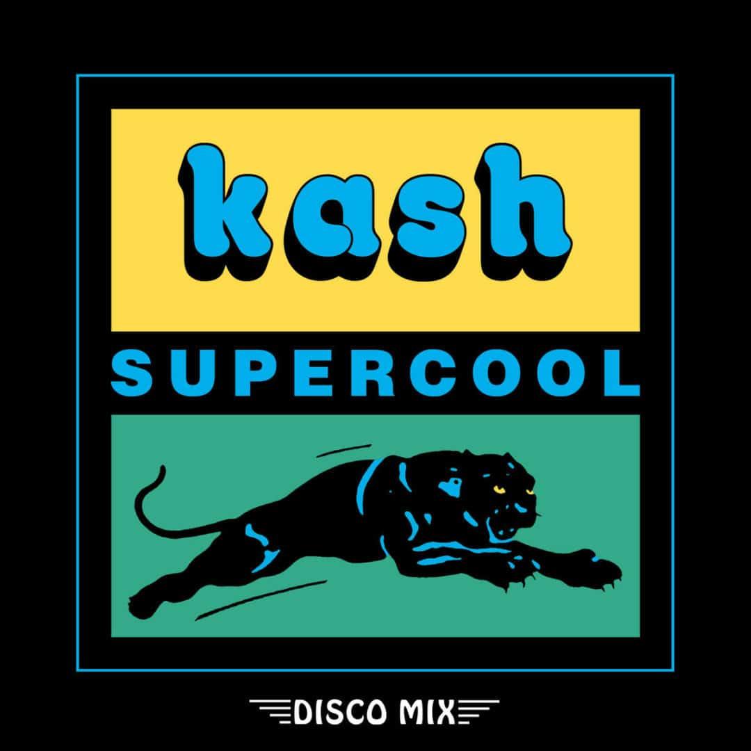 "Kash Supercool / Percussion Sundance Best Record 12"", Reissue Vinyl"