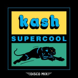 "Kash Supercool / Percussion Sundance Best Record 12"", Reissue Vinyl"