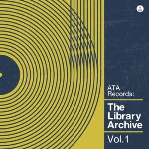 Various The Library Archive, Vol. 1 ATA Records Compilation, LP Vinyl