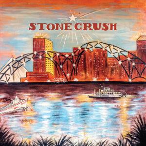 Various Stone Crush Light In The Attic 2xLP Vinyl