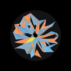 """Floating Points Nuits Sonores / Nectarines Eglo Records 12"""", Reissue Vinyl"""