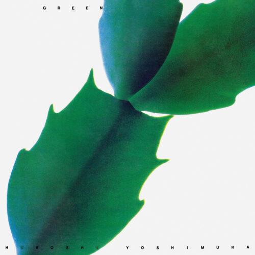 Hiroshi Yoshimura Green Light In The Attic LP, Reissue Vinyl