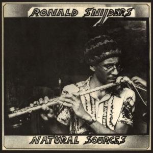 Ronald Snijders Natural Sources Everland Jazz LP, Reissue Vinyl