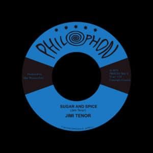 "Jimi Tenor Sugar And Spice Philophon 7"" Vinyl"
