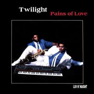 Twilight Pains Of Love Luv N' Haight LP, Reissue Vinyl