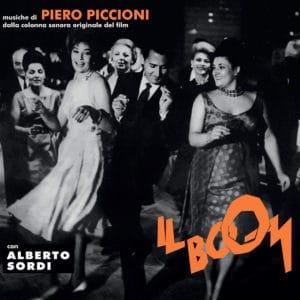 Piero Piccioni Il Boom WHP LP, Reissue Vinyl