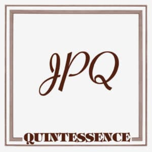 JPQ Quintessence Tidal Waves Music LP, Reissue Vinyl