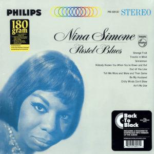 Nina Simone Pastel Blues Philips LP, Reissue Vinyl