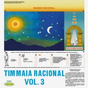 Tim Maia Racional, Vol. 3 Seroma LP, Reissue Vinyl