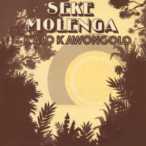 Kalo Kawongolo, Seke Molenga Seke Molenga & Kalo Kawongolo Antartica Starts Here LP, Reissue Vinyl