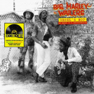 Bob Marley and The Wailers Rebel's Hop Radiation Roots 2xLP, Compilation, RSD2020 Vinyl