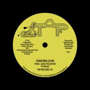 "Al Stewart, Jackie Stoudemire Dancing Tap Records 12"", Reissue, RSD2020 Vinyl"