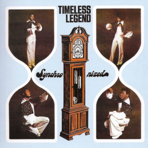Timeless Legend Synchronized Expansion LP, Reissue, RSD2020 Vinyl