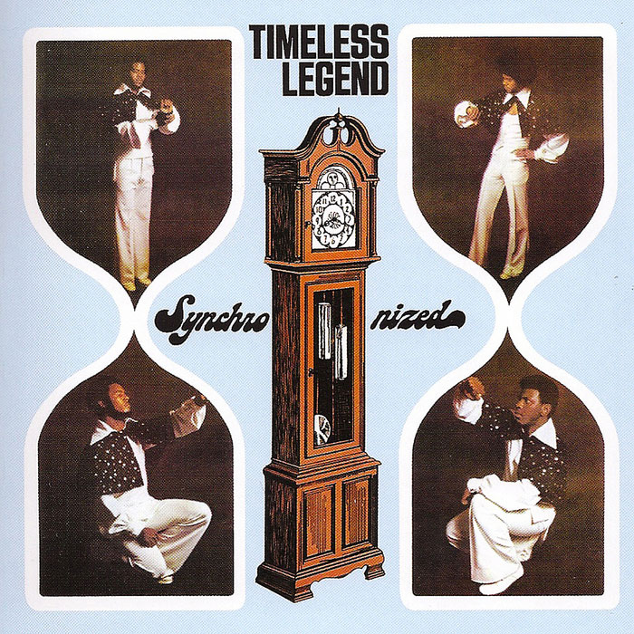 Timeless Legend Synchronized Expansion LP, Reissue, RSD2020 Vinyl