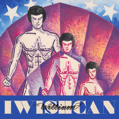 """The 3 Pieces Iwishcan William Rogue Cat Resounds 12"""", Reissue, RSD2020 Vinyl"""