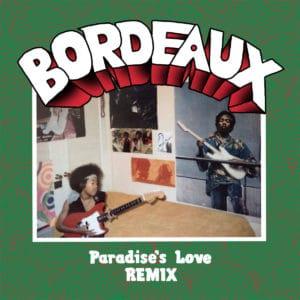 """Bordeaux Paradise's Love Remix Fantasy Love Records 12"""", Limited Edition, Reissue Vinyl"""