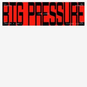 "Leo James Big Pressure Body Language 12"" Vinyl"