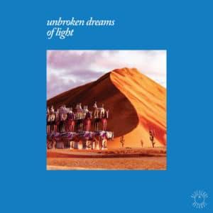 Various Unbroken Dreams Of Light Blueberry 2xLP, Compilation Vinyl