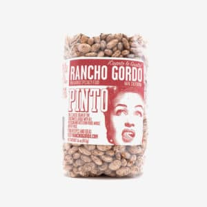 Gordo Rancho Pinto Beans