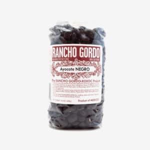 Gordo Rancho Ayocote Negro Beans