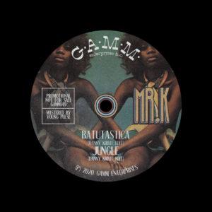 "Danny Krivit Batutastica Gamm 12"" Vinyl"