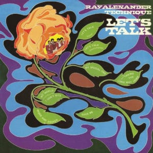 Ray Alexander Technique Let's Talk Now-Again 2xLP, Reissue Vinyl