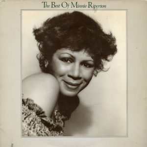 Minnie Riperton The Best Of Capitol Records Compilation, LP Vinyl