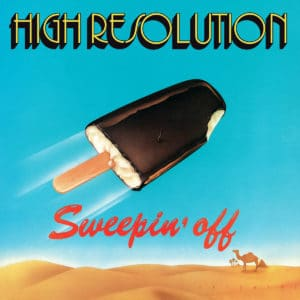 "High Resolution Sweepin' Off Best Record, S.P.Q.R. 12"", Reissue Vinyl"