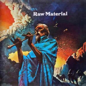 Raw Material Raw Material Sunbeam Records 2xLP, Reissue Vinyl