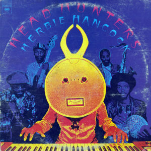 Herbie Hancock Head Hunters Columbia LP Vinyl