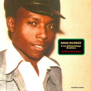 Kakai Kilonzo, Les Kilimambogo Brothers Buffalo Mountain No Wahala Sounds Compilation, LP Vinyl