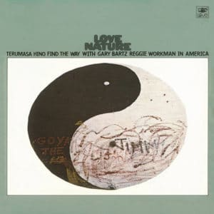 Terumasa Hino Love Nature Octave Lab LP, Reissue, RSD2020 Vinyl